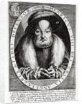 Portrait of Henry VIII by Cornelis Massys