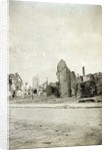 The Square, Ypres, June 1915 by English Photographer