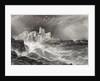 Turnbury Castle by Myles Birket Foster