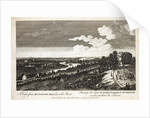 A View from Richmond Hill down the River, printed for Robert Sayer Map & Printseller, Fleet Street by English School