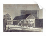 View of the Tread Mill for the Employment of Prisoners by English School