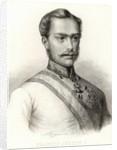 Franz Joseph I, Emperor of Austria by Austrian School