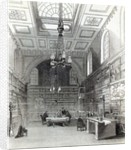 Library of the House of Lords by English School