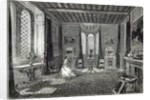 The Scarlet Drawing-room, Lansdown Tower by English School