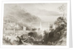 Glenarm, County Antrim, Northern Ireland by William Henry Bartlett