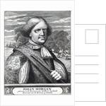 Henry Morgan by Dutch School