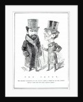 George Grossmith Jnr. and Richard D'Oyly Carte at 'The Savoy' by English School