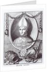Antipope John XXIII by Bernard Picart
