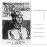 Albrecht of Brandenburg by Albrecht Dürer or Duerer