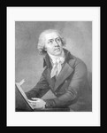 Leopold Kozeluch by English School