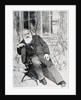 Johannes Brahms by Austrian Photographer