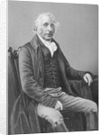 Sir Tatton Sykes engraved by D.J. Pound from a photograph by John Jabez Edwin Paisley Mayall