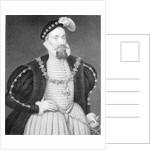 Portrait of Henry Grey by English School