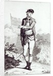 'An Appeal to Heaven', a portrait of General Lee by English School