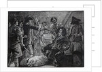 The Capture of Wolfe Tone in 1798 by English School