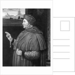 Cardinal Thomas Wolsey by Hans Holbein The Younger