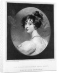 Emily Mary, Countess Cowper by Sir Thomas Lawrence