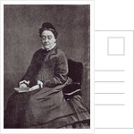 Christina Rossetti by English Photographer