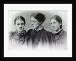 Stella, Vanessa and Virginia Stephen by English Photographer