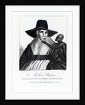 Mother Shipton, engraved by John Scott by Sir William Ouseley