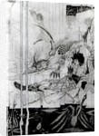 Now King Arthur saw the Questing Beast and thereof had great marvel by Aubrey Beardsley
