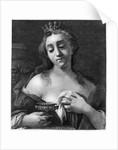 Artemisia of Caria by English School
