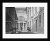Stock Exchange, London by Thomas Hosmer Shepherd
