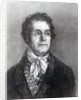 Cyprien Gaulon, 1824-5 by Francisco Jose de Goya y Lucientes