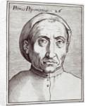 Pietro Pomponazzi by Italian School