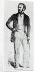 Giuseppe Mazzini by German School