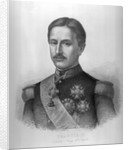 Francis II of the Two Sicilies by English School