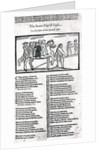 'The Brave English Gypsy' by English School