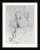 William Crockford by Thomas Rowlandson