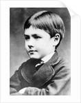 Rudyard Kipling by English Photographer