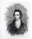 William Scoresby by English School