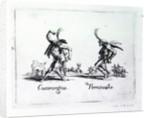 Balli de Sfessania by Jacques Callot