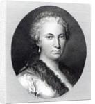 Maria Gaetana Agnesi by Italian School
