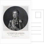 Jacques Law, Marquis de Lauriston by French School