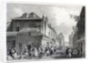 Hungerford Market, Strand by Thomas Hosmer Shepherd