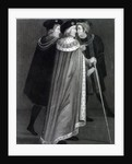 Henry VII with Richard Empson and Sir Edmund Dudley by English School