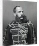 Emperor Franz Joseph I of Austria by Austrian Photographer