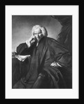 Laurence Sterne by Sir Joshua Reynolds