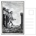 Gulliver amongst the Lilliputians by Johann Sebastien Muller