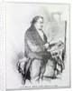Joseph Mallord William Turner by Sir John Gilbert