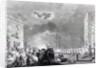 Riot in Broad Street, June 1780 by James Heath