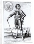 Robert Rich, 2nd Earl of Warwick by Wenceslaus Hollar
