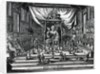A Buddhist Temple, an illustration from 'Atlas Chinensis' by Arnoldus Montanus by Dutch School