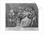 Twelfth Night by Isaac Cruikshank
