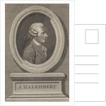 Jean le Rond d'Alembert by Andre Pujos