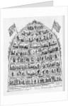 The British Beehive by George Cruikshank